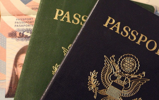 Document voyage USA