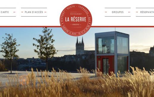 La Réserve - Restaurant à Angers