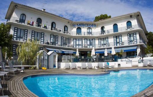 Hôtel Hossegor Mercedes