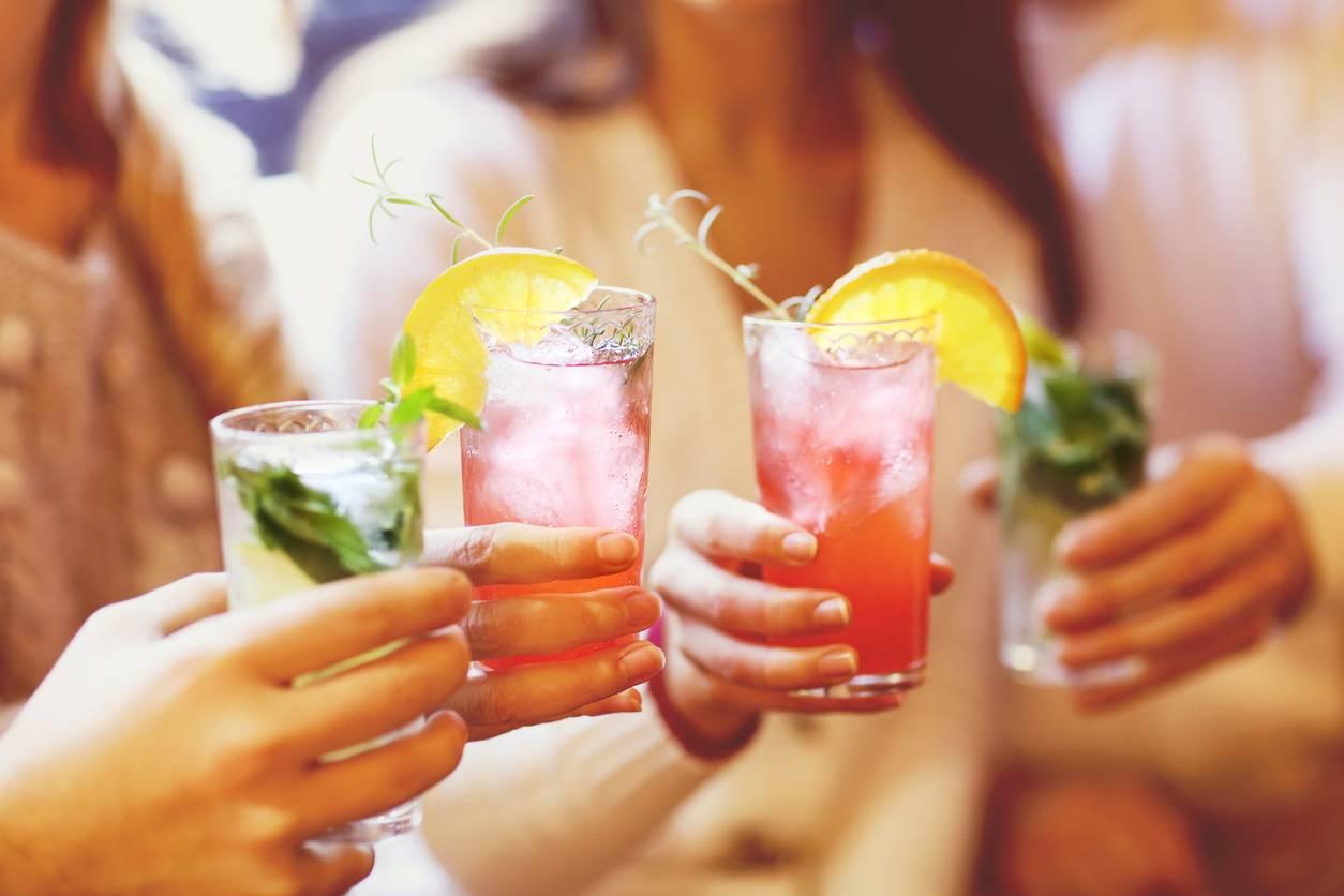 Les cocktails tendance sans alcool