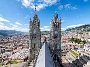 Visiter Quito Equateur